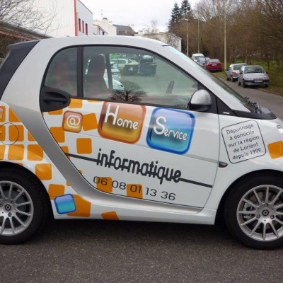 Home Service Informatique